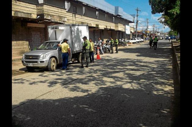 La Policía sigue realizando operativos de seguridad