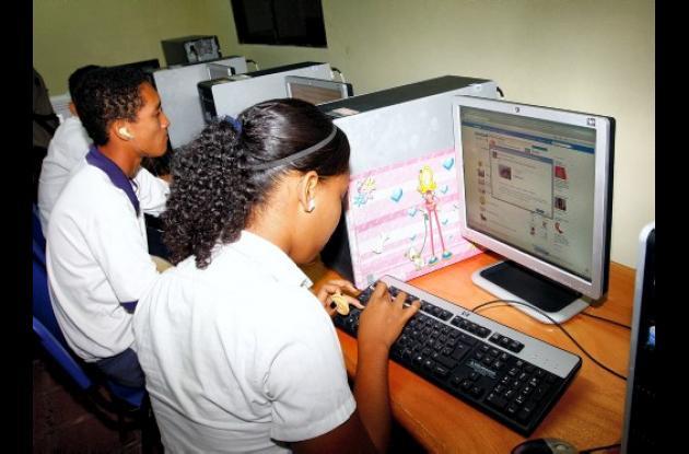 conectividad escuelas de Bolívar.