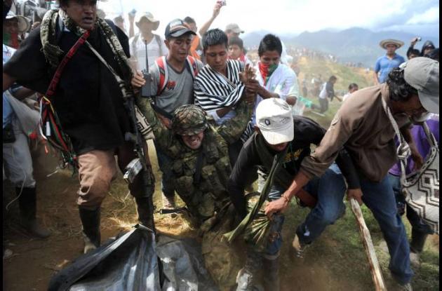 Conflicto Cauca
