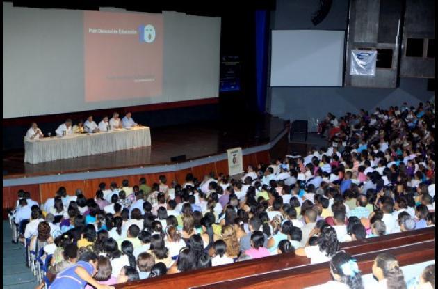 congreso de educación cartagena