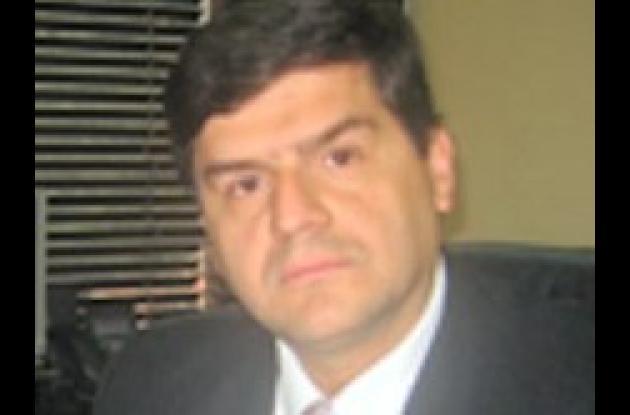 Conrado Gómez Vélez, superintendente nacional de Salud.
