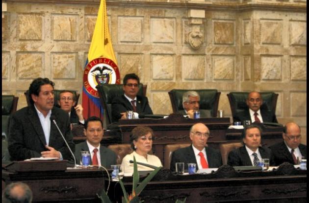 Constitución Política cumple 20 años.