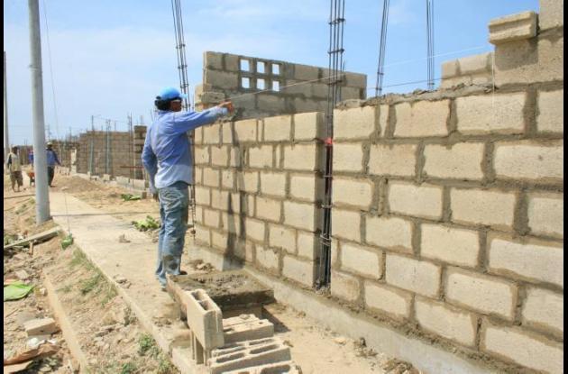 Construcción de viviendas en Cartagena