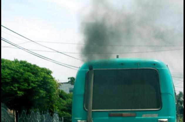 En ciudades como Cartagena es mucho lo que hacer para frenar emisiones de CO2.