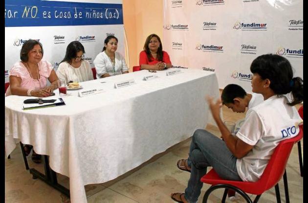 Comité de Erradicación del Trabajo Infantil y Fundimur organizan actividades