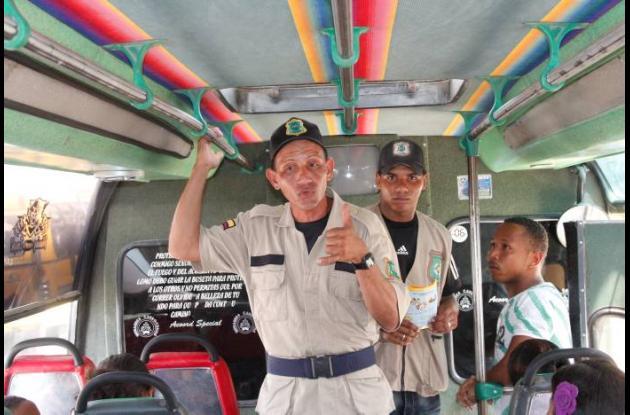 Controles ruido en tránsito