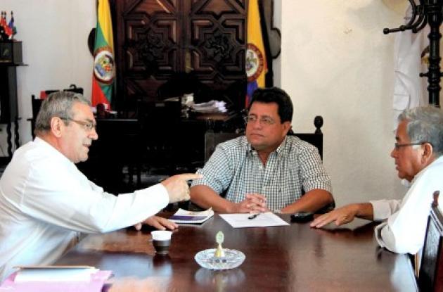 convenio curia de magangue y gobernación de Bolívar.