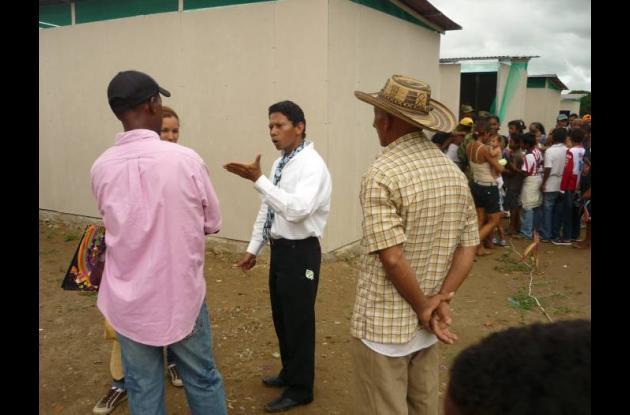 Para el padre Danilo Cortina Hernández, la importancia del proyecto radica en el