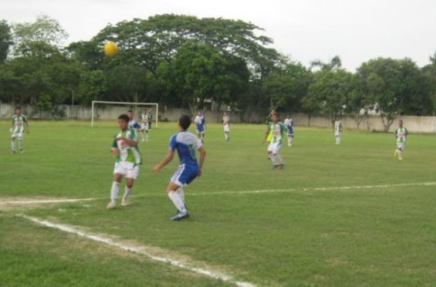 Zonal Nacional de Fútbol Prejuvenil.