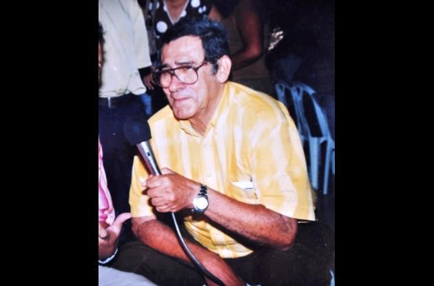 Luis Guzmán, fallecido periodista cordobés