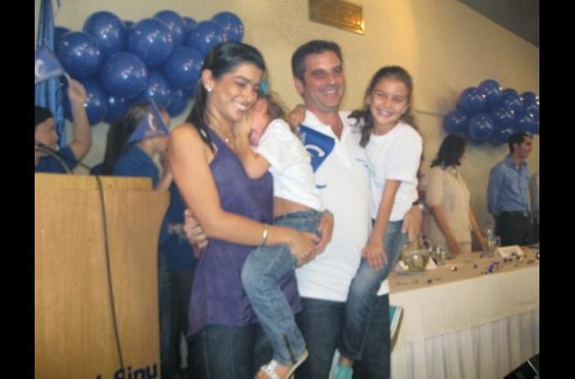 Carlos Eduardo Correa, candidato a la alcaldía de Montería