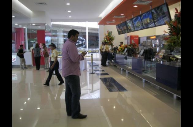 salas de cine en Montería