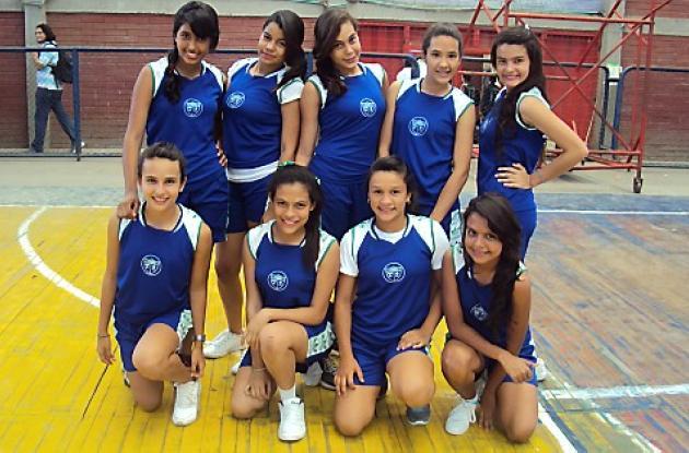 La Salle representará a Córdoba en voleibol femenino