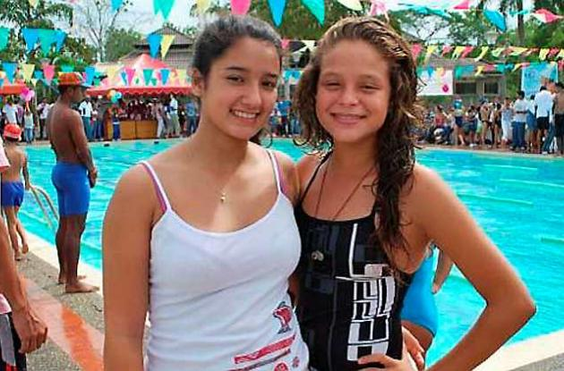 Sara Ramírez, (izquierda en la foto) y Sara Morales