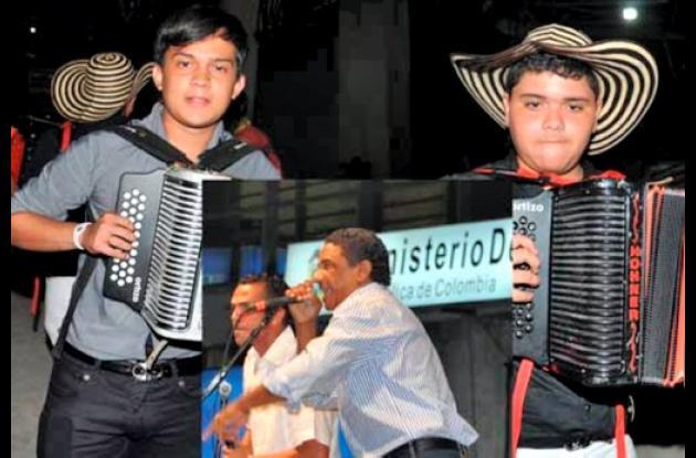 ganadores del Festival de la Leyenda Vallenata
