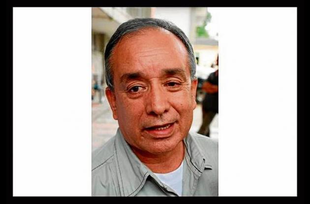 Carlos Sánchez, presidente de Anthoc.