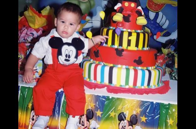 Cumpleaños de Giancarlo Degiovanni