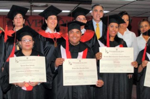 Grados de la Universidad del Sinú
