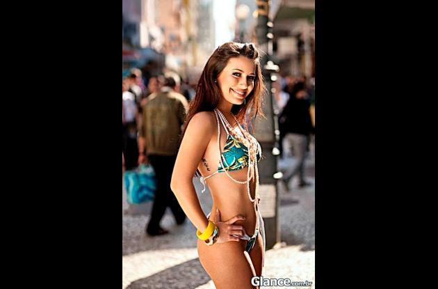 BRASIL: Marina Fagundes de Souza.