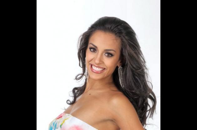 COSTA RICA: Mariana Isabel Loranca Moya.