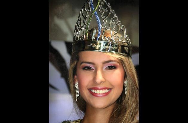 Khaterine Carrillo, reina nacional de la Ganadería