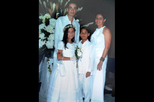Primera comunión de Sofía Hernández