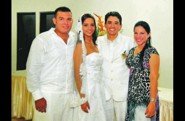 Matrimonio Agámez - Méndez