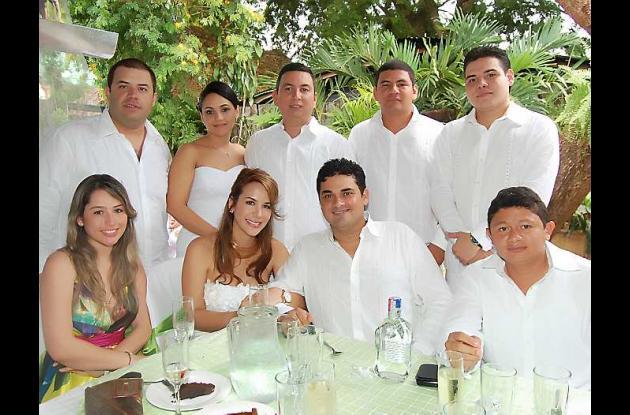 Matrimonio Mercado - Restán