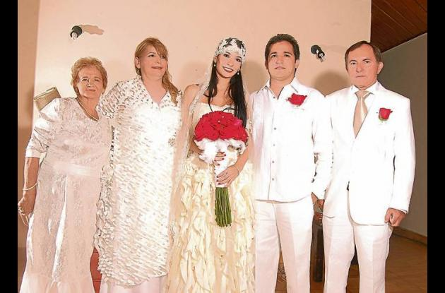 Matrimonio Milanés - Vergara
