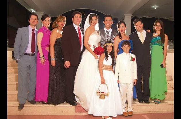 Matrimonio Contreras - Agámez