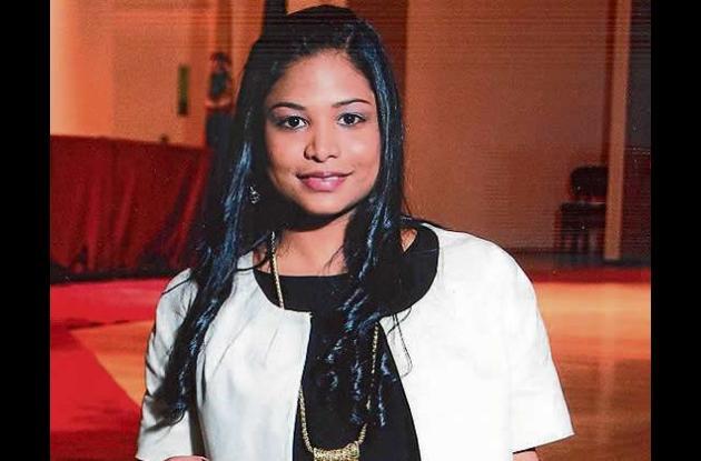 Natalia Milena Bejarano Arroyo recibió su título de abogada.