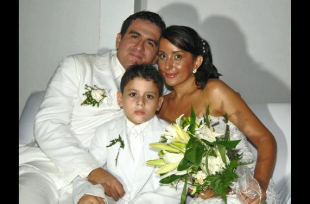 Matrimonio Hernández Argumedo