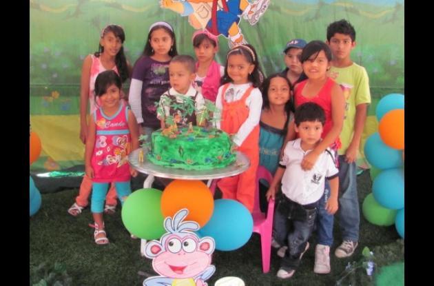 Cumpleaños de Jerónimo Bautista