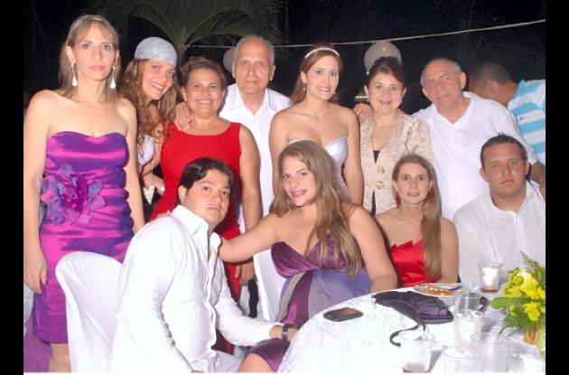 Matrimonio Vidal Morrys