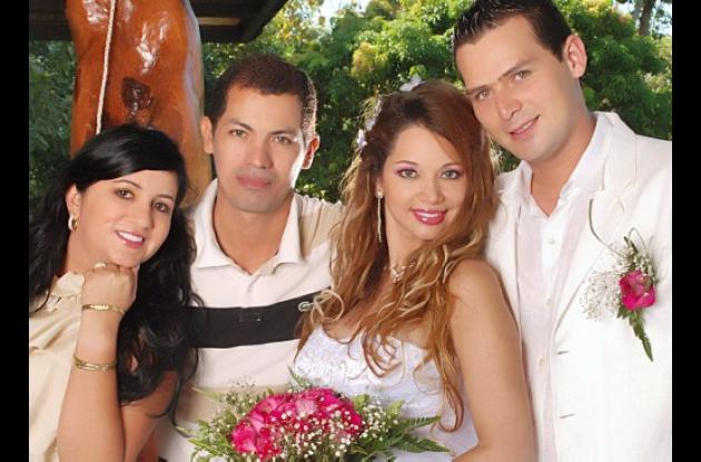 Matrimonio Obregón Bula