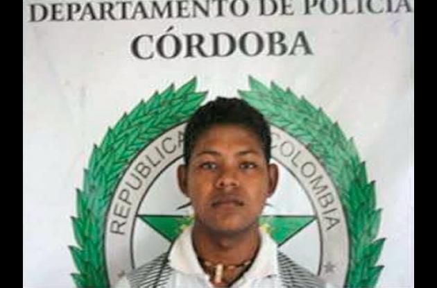 """Dairo José Medrano Ramos, alias """"Dairo"""", capturado"""