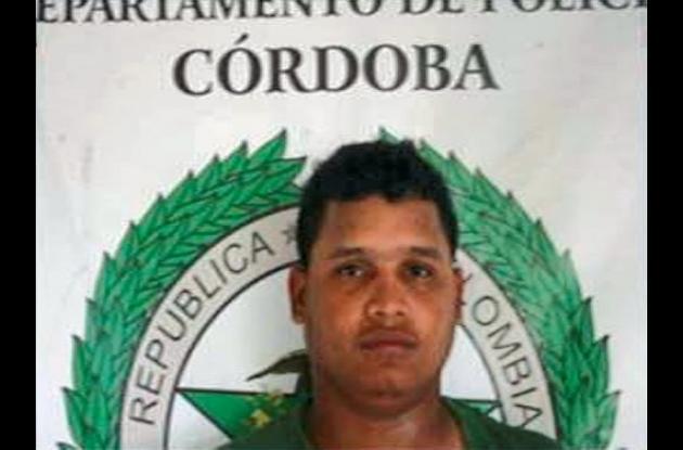Jorge Iván Ramírez Mendoza, alias 'Jorge', capturado