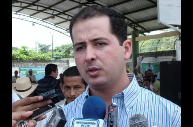 Marcos Daniel Pineda García, Alcalde de Montería.