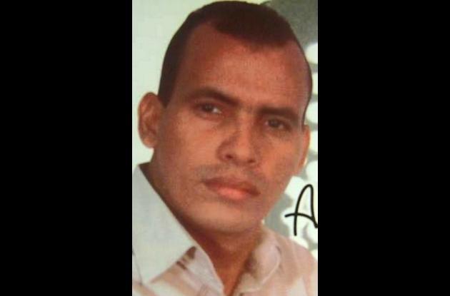 Adam Ramos, asesinado