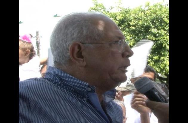 Jorge Chejne, exdiputado y exalcalde de La Apartada asesinado.