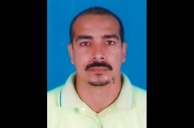 Alejandro José Peñata López, profesor asesinado.