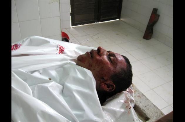 Isaías Morales Payares fue asesinado