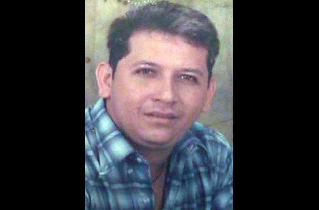 Luis Martínez, comerciante asesinado.