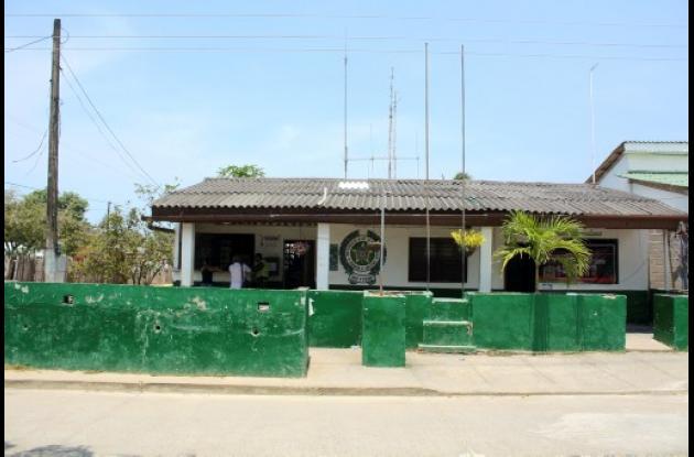 Comando de Policía de Moñitos.