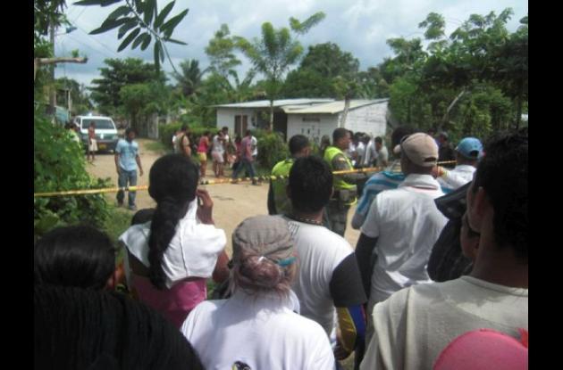 Masacran a tres miembros de una familia en Cereté