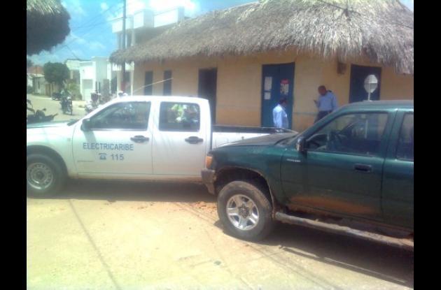 Un accidente sin víctimas se registró en Sahagún.