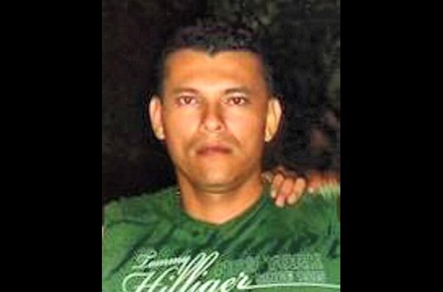 Carlos Díaz de la Espriella, asesinado en Sahagún.