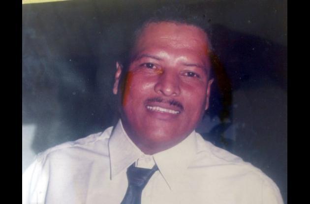 Luis Díaz Villa, sindicalista asesinado.