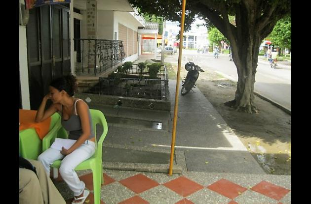 Estefany Murillo Cassar, hermana de la víctima