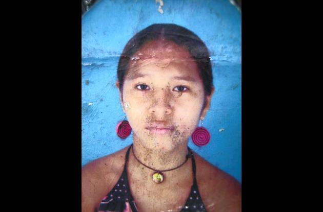 Aura Sandrith tenía 16 años y dos hijas de 3 años y 8 meses de edad.